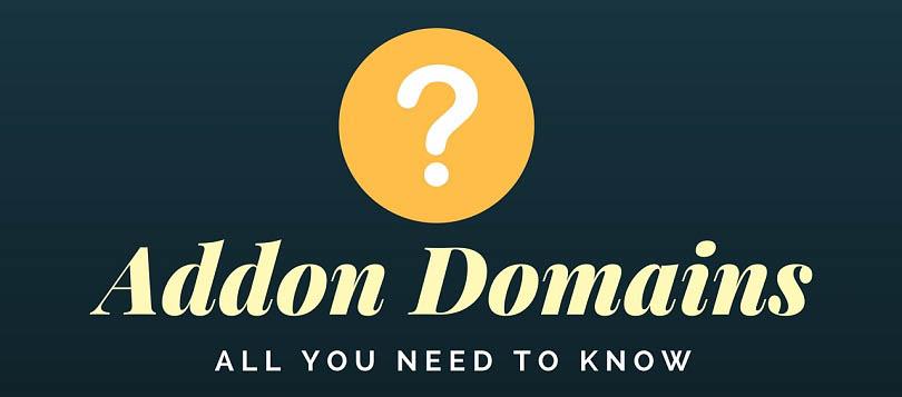 تعریف Addon domain